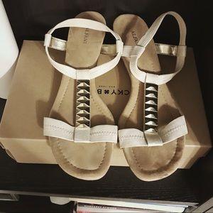 Alfani Sandals. Like New. Size 10.